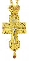 Крест наперсный - A123 (с цепью)