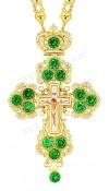 Крест наперсный - A126 (с цепью)