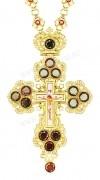 Крест наперсный - А126LP-62 (с цепью)