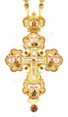 Крест наперсный - А127LP (с цепью)