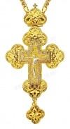 Крест наперсный - А128 (с цепью)