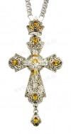 Крест наперсный - A131 (с цепью)