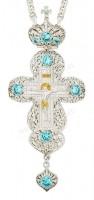 Крест наперсный - А133L (с цепью)