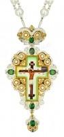 Крест наперсный - А149 (с цепью)