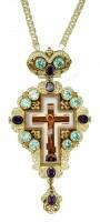 Крест наперсный - А150LF (с цепью)