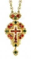 Крест наперсный - A150 (с цепью)