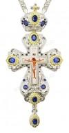 Крест наперсный - А156 (с цепью)