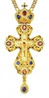 Крест наперсный - А156 (с цепью A1)