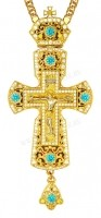 Крест наперсный - А159 (с цепью)