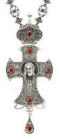 Крест-мощевик наперсный - А173 (с цепью)
