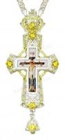 Крест наперсный - А178L (с цепью)