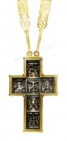 Крест наперсный - А184LF (с цепью)