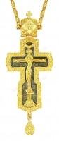 Крест наперсный - А187 (с цепью A73)