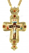 Крест наперсный - А196 (с цепью)