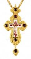 Крест наперсный - A214 (с цепью)