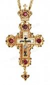 Крест наперсный - А234 (с цепью)