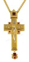 Крест наперсный - А242 (с цепью)