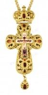 Крест наперсный - А244 (с цепью)
