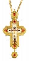 Крест наперсный - А249 (с цепью)