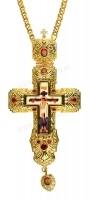 Крест наперсный - А250 (с цепью)