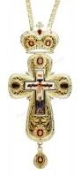 Крест наперсный - А256 (с цепью)