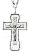 Крест иерейский с цепью - А8