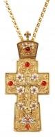 Крест наперсный №003