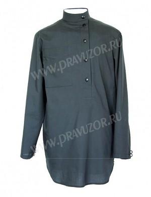 Рубашка клирика 40 №450