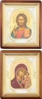 Иконы венчальные, пара №118-119
