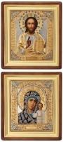 Иконы венчальные, пара №179-181