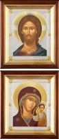 Иконы венчальные, пара №85-87