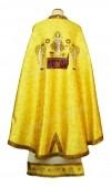 """Греческое облачение священника - """"Великий Архиерей"""" - (золотое)"""