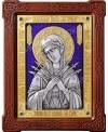 Икона Пресв. Богородицы Всецарица Семистрельная - А87-7