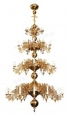 Трёхъярусное паникадило - 36 свечей