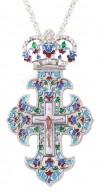 Крест наперсный №190a