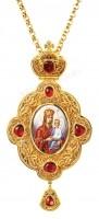 Панагия архиерейская №018