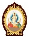 Икона настольная  - Воскресение Христово.