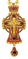 Крест наперсный с цепью №0038