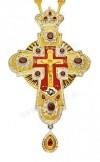 Крест наперсный с цепью №0086