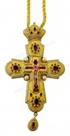 Крест наперсный с цепью №0209