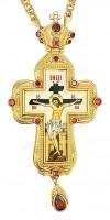 Крест наперсный с сцепью №0285
