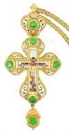Крест наперсный с цепью №0312