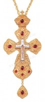 Крест наперсный no.31
