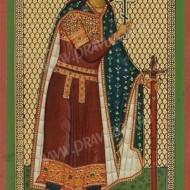 Икона: Св. благоверный князь Глеб