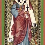 Икона: Св. апостол Тимофей