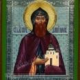 Икона: Св. благоверный кн. Даниил Московский