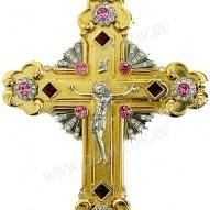 Крест священника наперсный №114