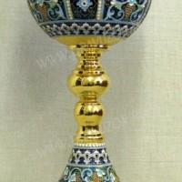 Богослужебный потир (чаша) - 4 (1.0 л)