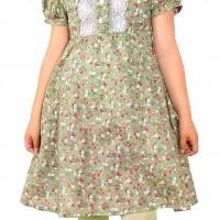 """Платье для девочек """"Зелёное"""""""