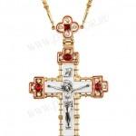 Крест наперсный №137